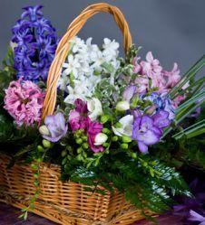 Scented basket